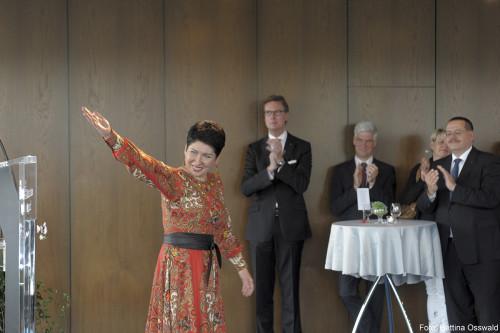Stadtsparkasse Wuppertal_Empfang zum 80. Geburtstag von Gerd Sch